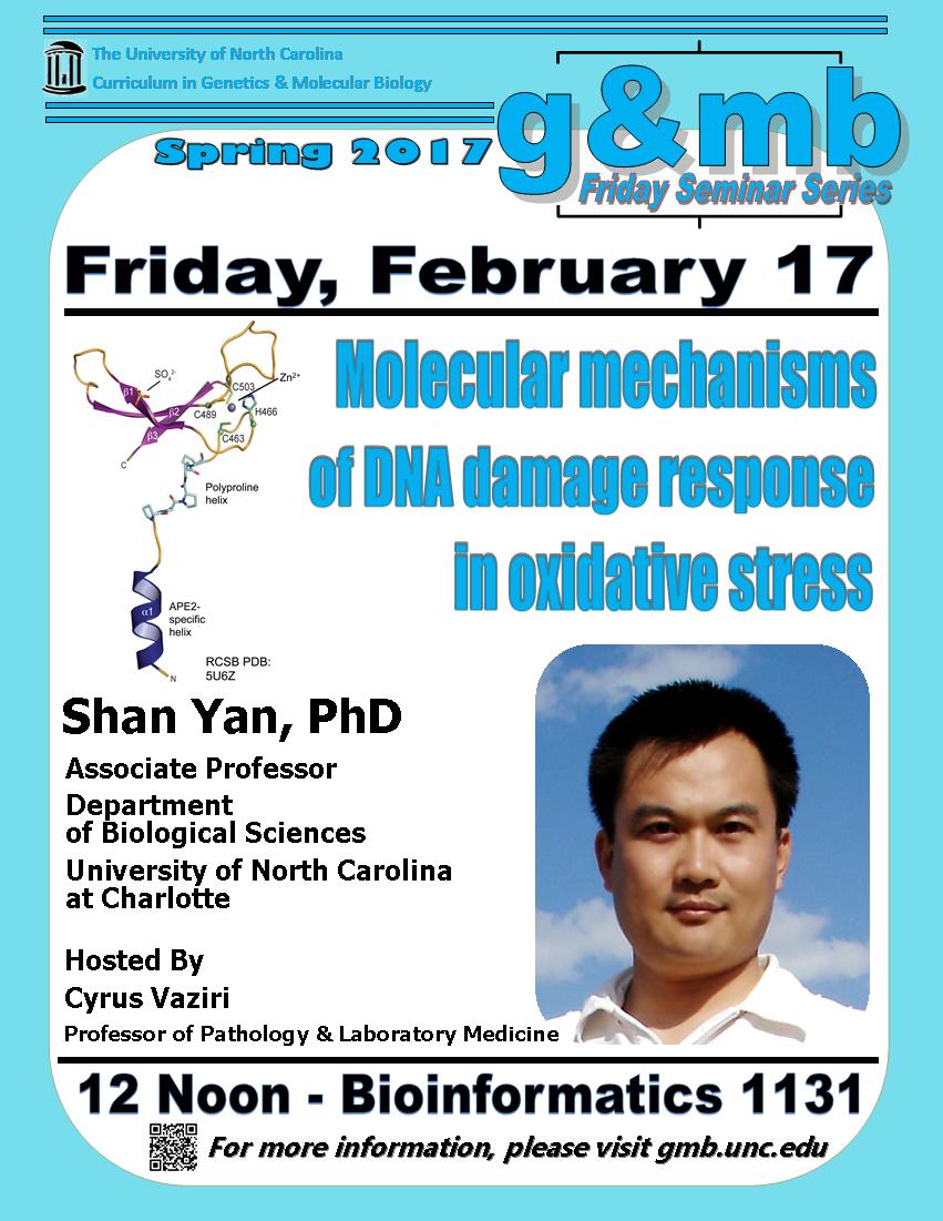 GMB Seminars 17 0217_Shan Yan