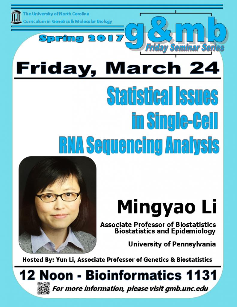 GMB Seminars 17 0324_Mingyao Li
