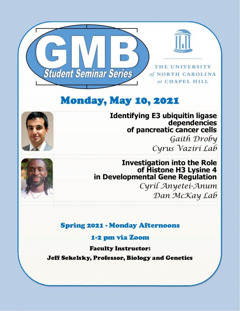 GMB Student Seminars_21 0510
